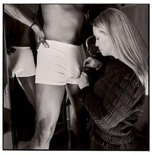 World's oddest jobs: Men's underwear designer