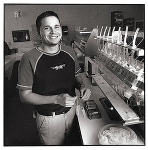World's oddest jobs: Tampon tester