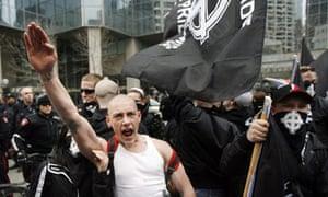 White Pride Supremacist Rally