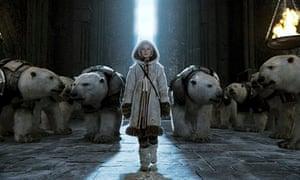 His Dark Materials polar bears