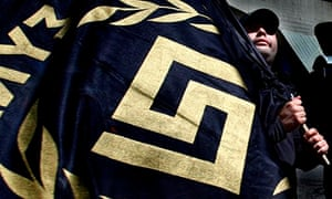 Golden Dawn flag