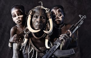Disappearing lives: Mursi, Ethiopia