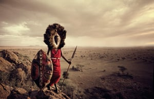Maasai, Disappearing Lives