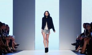 sass & bide fashion show