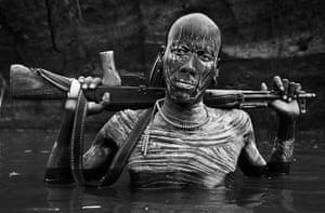 David Yarrow Encounter: Omo warrior