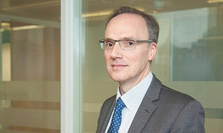 Colin Allars, director of the new National Probation Service