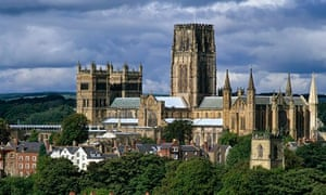 Durham Cathedral is a world heritage site