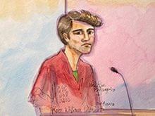 Court room sketch of Ross Ulbricht