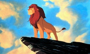 """""""Simba in The Lion King by Disney"""""""
