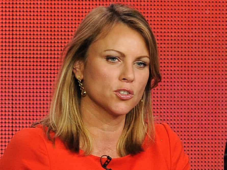60 Minutes reporter Lara Logan