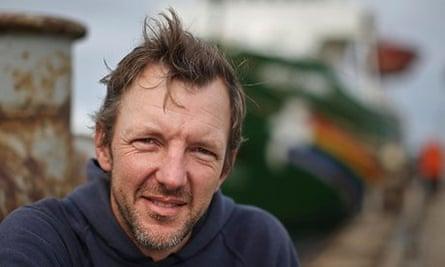 Phillip Ball Arctic Greenpeace