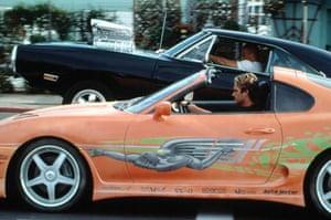 paul walker: The Fast and the Furious, Vin Diesel, Paul Walker, 2001