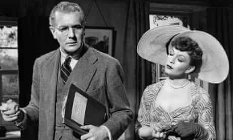 Jean Kent and Michael Redgrave in The Browning Version, 1951.