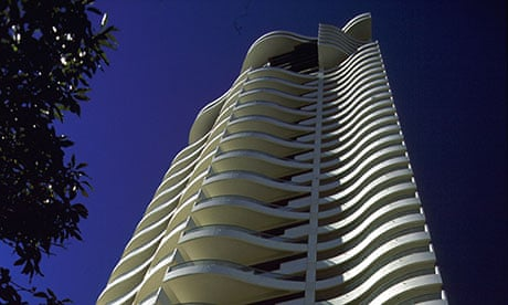 Harry Seidler: Australia's king of concrete and curves | Art