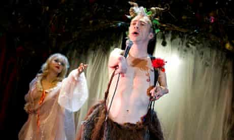 Beauty and the Beast at the Young Vic