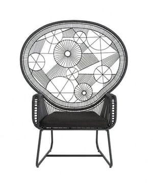 Homes - wishlist: black chair