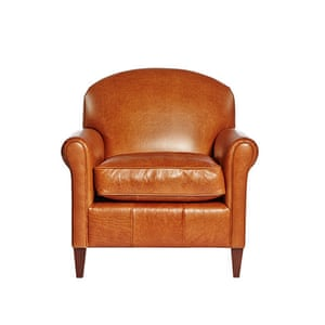 Homes - wishlist: leather chair