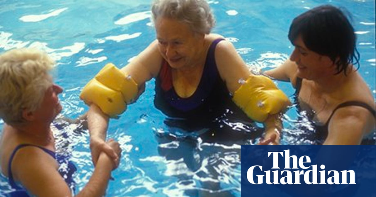 ab5ab10c28aa1 How to overcome your fear of swimming | Life and style | The Guardian