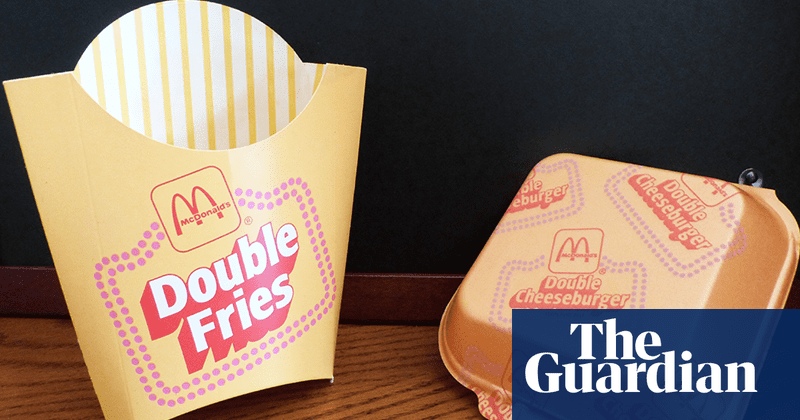 McDonald's packaging: journey through time | Art and design