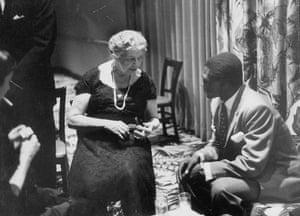 Kenya at 50: Eleanor Roosevelt And Thomas J. Mboya