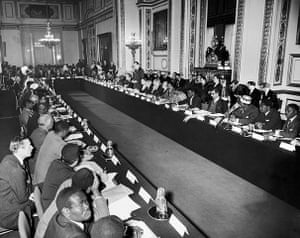 Kenya at 50: constitutional conference in London, 1962