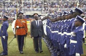 Kenya at 50: Arap Moi