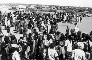 Kenya at 50: refugees at the Somali border town of Bulla Hawa, 1967
