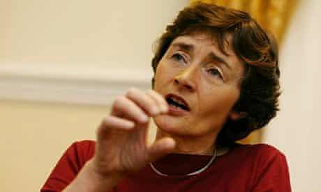 Estelle Morris in 2003