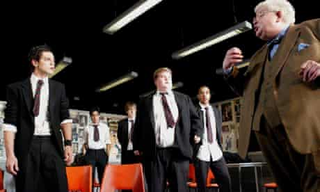 The History Boys at the National Theatre in 2004