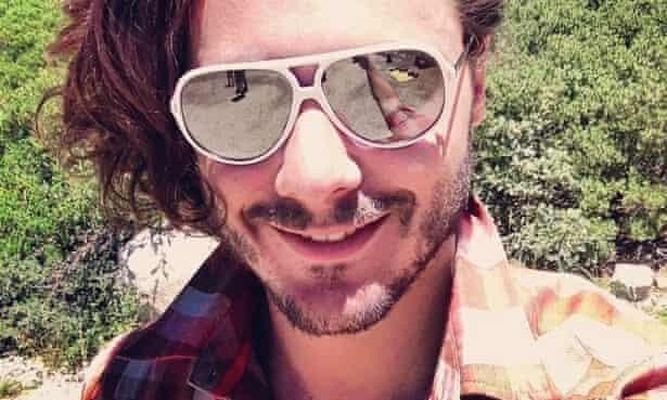 Fred Benenson selfie