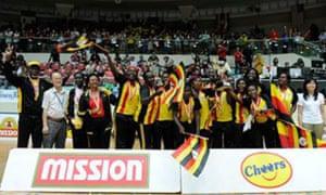 Uganda netball team