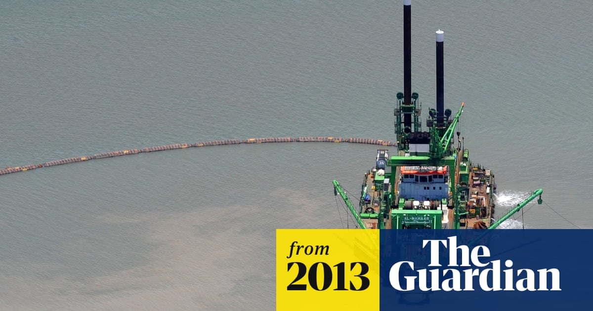 The facts about dredging | Environment | The Guardian