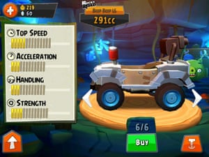 This kart costs £34.99, but you wouldn't know from the in-game store.