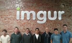 Imgur team