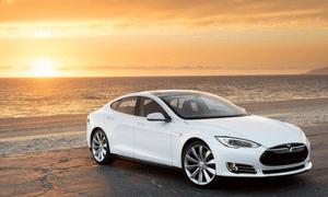 Tesla Model S Image