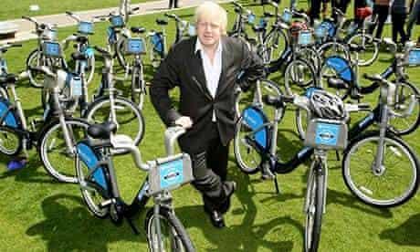 London Cycle Hire scheme court case