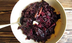 Felicity Cloake's perfect red cabbage.