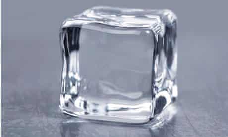Ice cub egg freezing