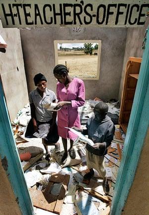 Kenya at 50: Election 2008 violence