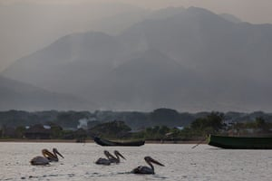 WWF Virunga Campaign: Scenes from the fishing village of Kavanyongi