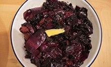 Jamie Oliver's red cabbage