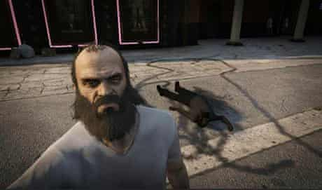 Trevor, Grand Theft Auto