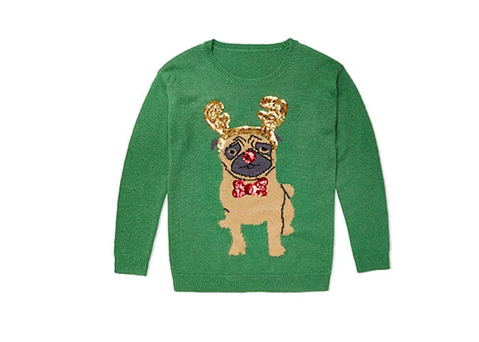 French Bulldog Christmas Jumper.Best Christmas Jumpers 2013 In Pictures Fashion The