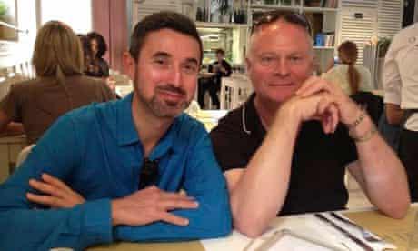 Bernardo Marti and John Coffey