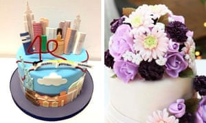 Sugar high: I am a professional cake designer. Have any ...
