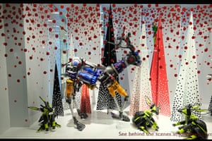 Christmas Window.Christmas Shop Window Displays In London Life And Style