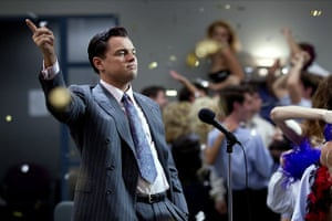 Golden Globes: The Wolf of Wall Street