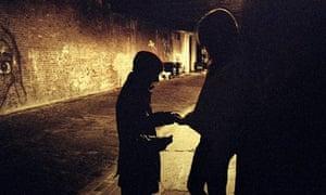 Prostitution on street