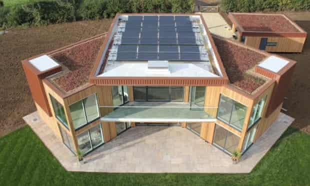 Regulations to force all new UK homes to be 'zero carbon' from 2016 have been dropped by the Conserative government.