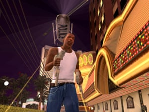 GTA: San Andreas hits iOS | Games | The Guardian